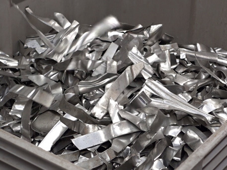 Aluminium Channel Scrap
