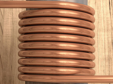 Copper Coils OFHC