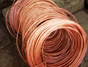 Commercial Copper Coils