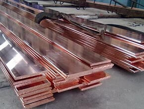 Copper Bars / Flats