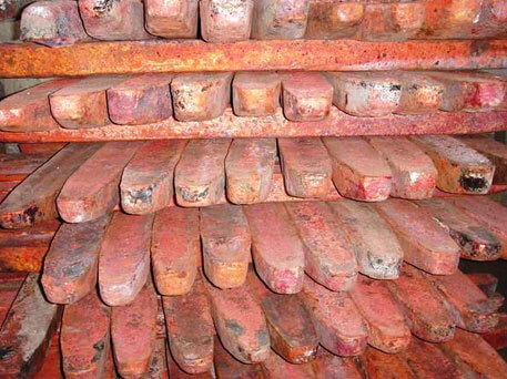 Copper Ingot Supplier