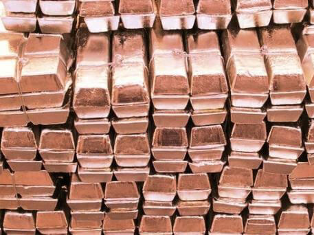 Copper Ingot Manufacturer