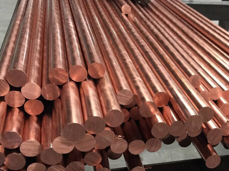 C11000 ETP Copper Round Bar