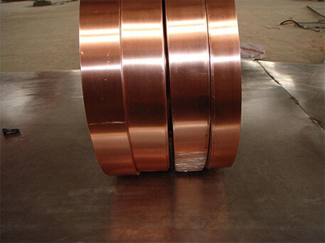 Commercial Copper Strip