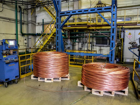 C10100 Oxygen Free Electronic Copper Wire Rod