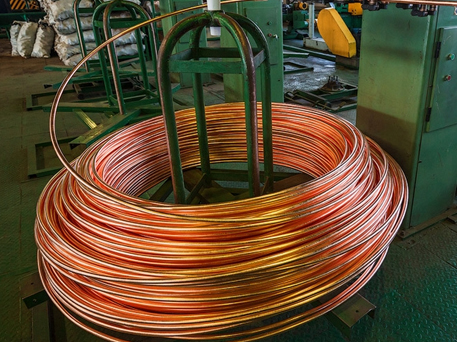 Copper Wire Rods OFHC