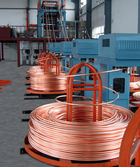 Oxygen Free Copper Wire Rods