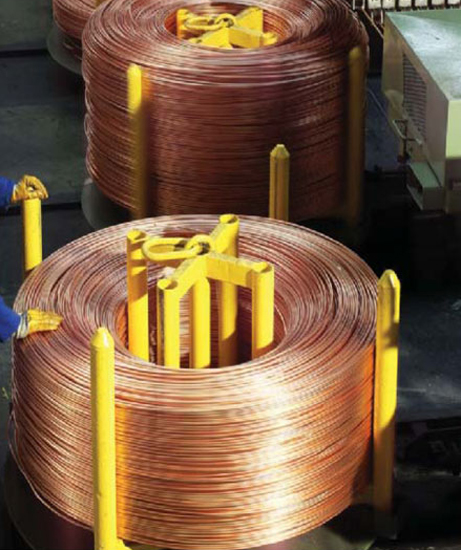 Commercial Copper Wires